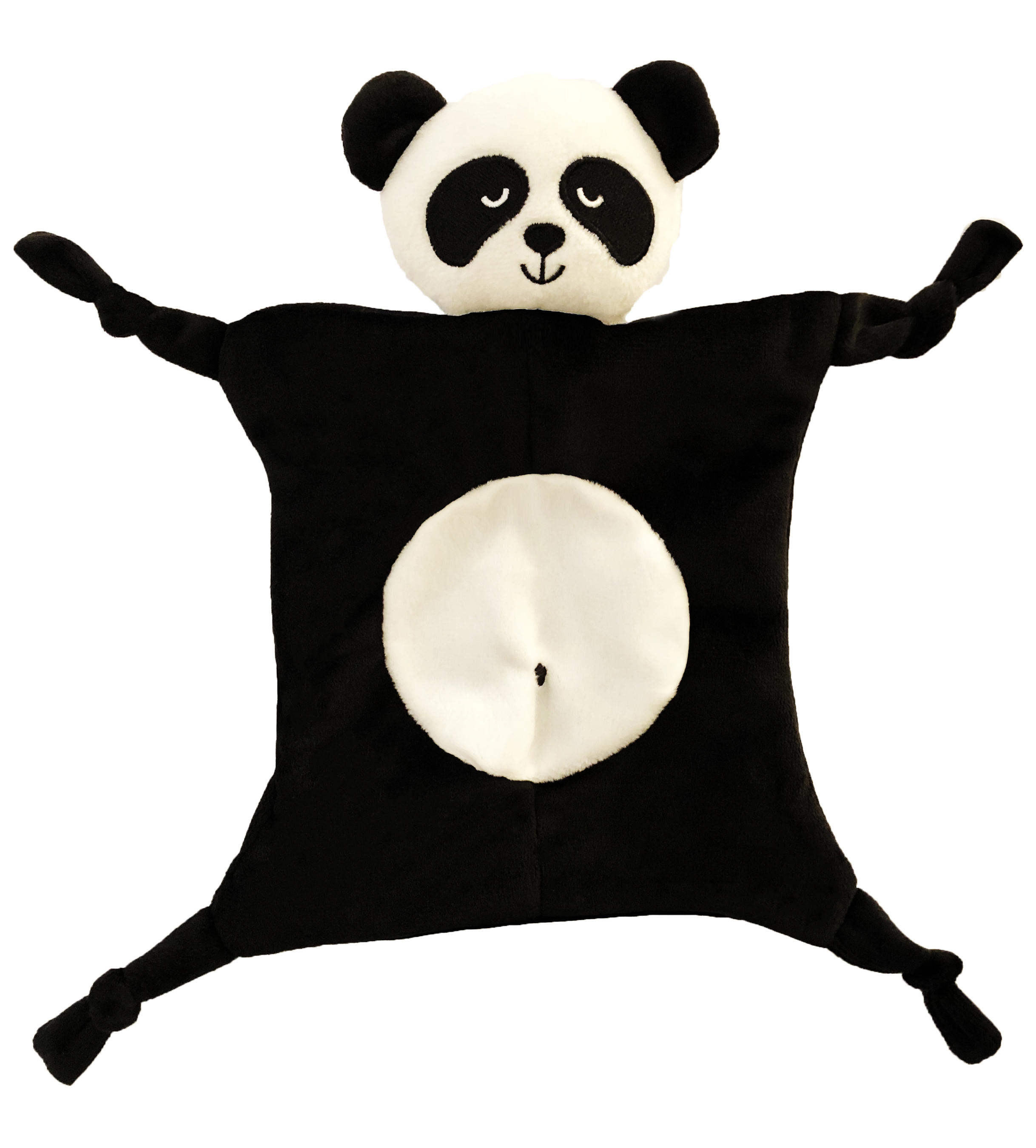 Snuggle Susan Panda Bean Bag Blanket